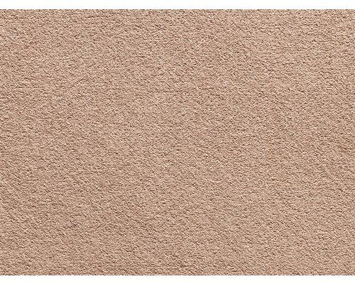 Teppichboden Saxony Grizzly lachs 400 cm breit (Meterware)