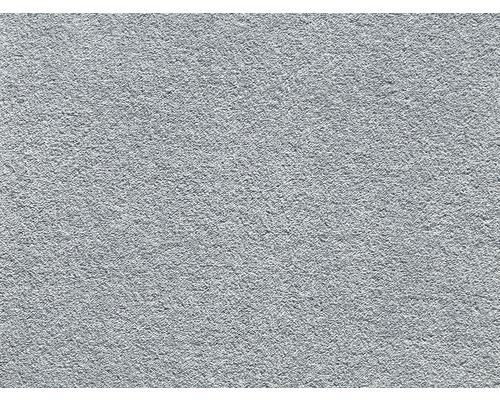 Teppichboden Saxony Grizzly blaugrau 400 cm breit (Meterware)