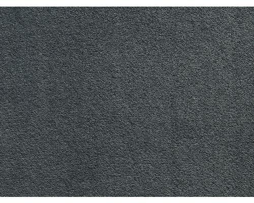 Teppichboden Saxony Grizzly anthrazit 400 cm breit (Meterware)