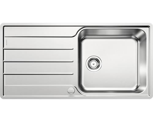 Évier BLANCO BLANCO LEMIS XL 6 S-IF 523035 acier inoxydable finition brossée