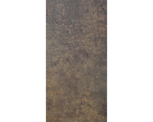 Élément partiel GroJa Belfort 90x180 cm effet d''optique rouille