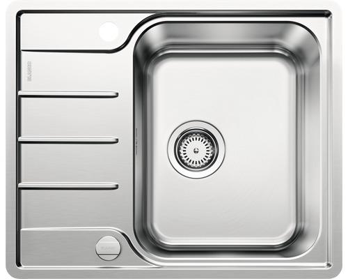 Évier BLANCO BLANCO LEMIS 45 S-IF Mini 525114 acier inoxydable finition brossée