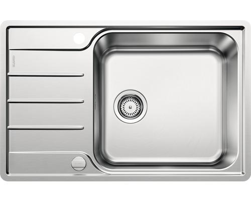 Évier BLANCO BLANCO LEMIS XL 6 S-IF Compact 525110 acier inoxydable finition brossée