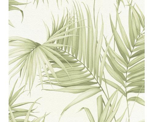 Papier peint intissé 36505-1 Michalsky 3 feuilles de palmier