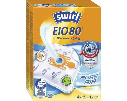Sac filtrant à poussière Swirl SFB EIO 80 Airspace