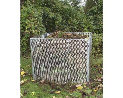 Composteur & crible à compost