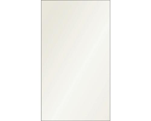 Elément principal Vidrio verre 103x180 cm, crème