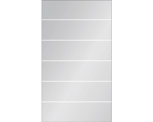 Elément principal Vidrio verre 103x180 cm, rayures