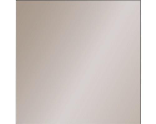 Elément principal Vidrio verre 120x120 cm, bronze
