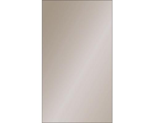 Elément principal Vidrio verre 103x180 cm, bronze
