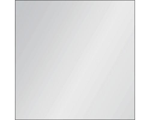 Elément de clôture Vidrio 120x120 cm verre satiné