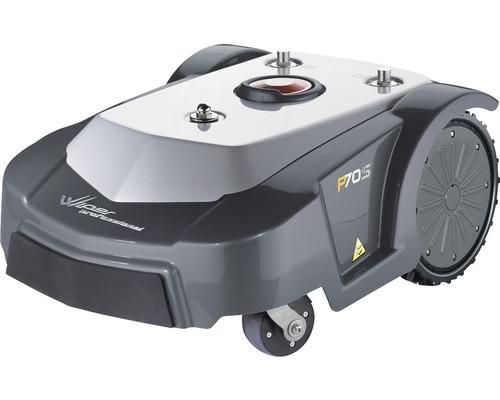 Tondeuse robot WIPER P70 S, 15Ah avec commande par app, Bluetooth et géorepérage