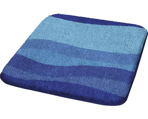 Badteppich Kleine Wolke Miami Himmelblau 50 x 60 cm