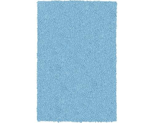 Badteppich Kleine Wolke Zagreb Himmelblau 55 x 85 cm