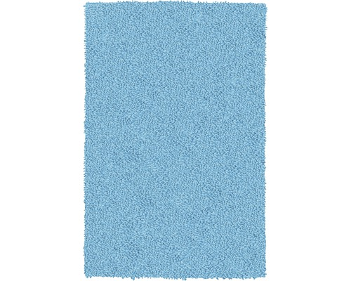 Badteppich Kleine Wolke Zagreb Himmelblau 65 x 115 cm