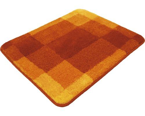 Badteppich Kleine Wolke Mix Brandy 55 x 65 cm