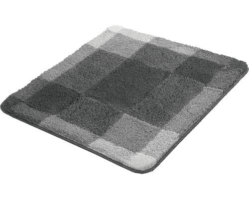Badteppich Kleine Wolke Mix 55 x 65 cm schiefer