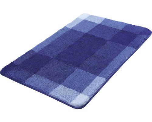 Badteppich Kleine Wolke Mix Marineblau 60 x 100 cm