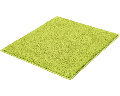 Badteppich Kleine Wolke Kansas Grün 55 x 65 cm