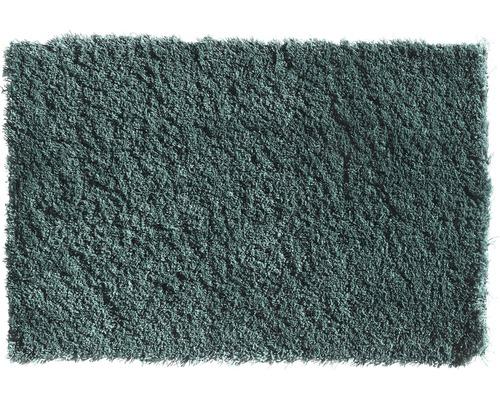 Teppichboden Shag Yeti ozeanblau 400 cm breit (Meterware)