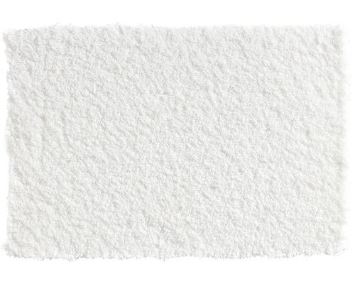 Teppichboden Shag Yeti weiß 400 cm breit (Meterware)