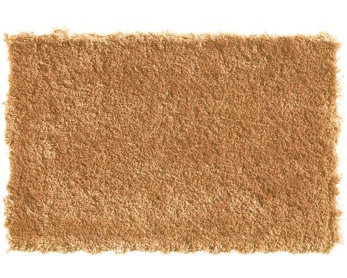 Teppichboden Shag Yeti cognac 400 cm breit (Meterware)