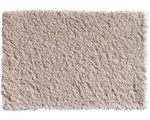 Moquette Shag Yeti beige 400cm de largeur (au mètre)
