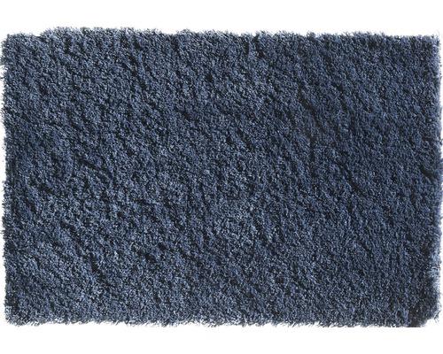 Teppichboden Shag Yeti dunkelblau 400 cm breit (Meterware)