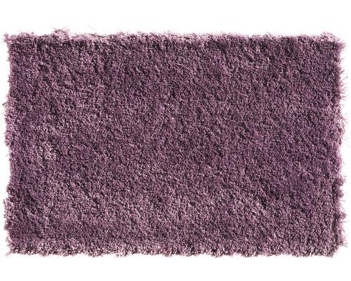 Teppichboden Shag Yeti aubergine 400 cm breit (Meterware)
