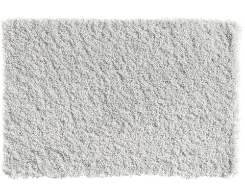 Moquette Shag Yeti gris clair 400cm de largeur (au mètre)