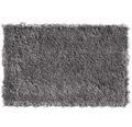 Moquette Shag Yeti gris foncé 400cm de largeur (au mètre)