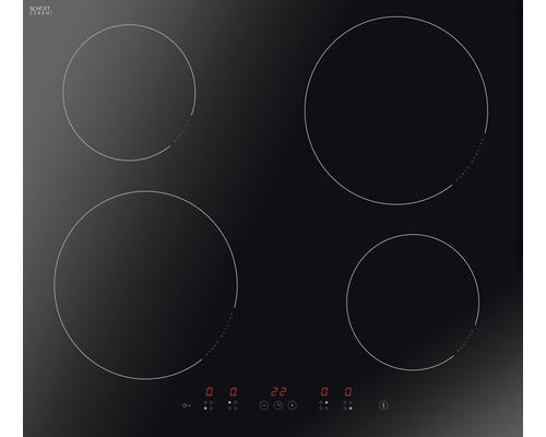 Plaque à induction Amica KMI 754 600 C, largeur 57,6 cm