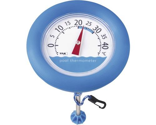 Thermomètre de piscine analogique extérieur Poolwatch