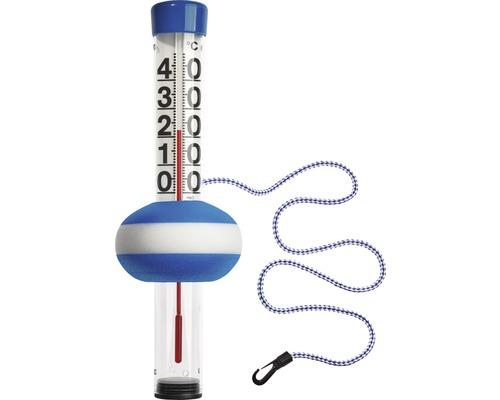 Thermomètre de piscine extérieur analogique Neptun