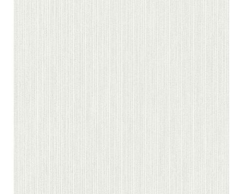 Papier peint intissé 36499-2 Michalsky 3 - Dream Again Uni gris clair rayures