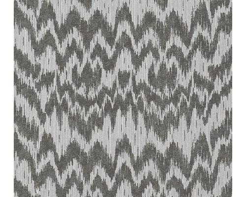 Papier peint intissé 36501-4 Michalsky 3 - Dream Again zigzag gris noir