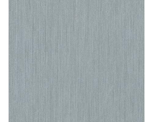 Papier peint intissé 36499-8 Michalsky 3 - Dream Again Uni gris bleu rayures