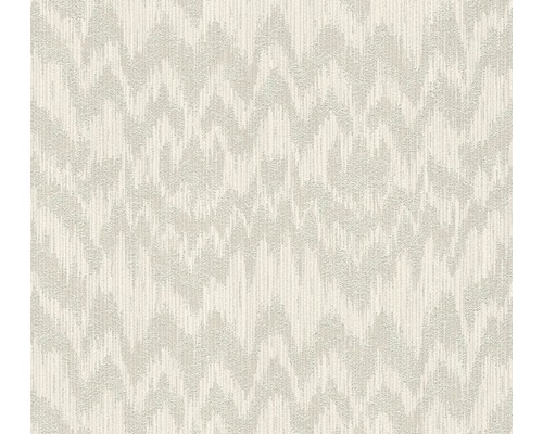 Papier peint intissé 36501-2 Michalsky 3 - Dream Again zigzag beige brun