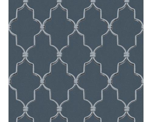 Papier peint intissé 36502-4 Michalsky 3 - Dream Again grille vert gris