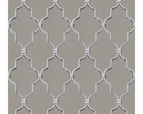 Papier peint intissé 36502-2 Michalsky 3 - Dream Again grille brun gris
