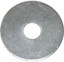 Rondelles à garde-boue 8,4x20 mm galvanisées, 100 unités-thumb-0