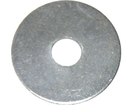 Rondelles à garde-boue 8,4x20 mm galvanisées, 100 unités-0