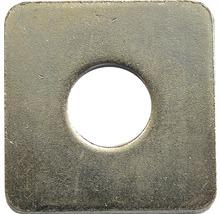 Disque carré DIN 436 9 mm galvanisé à chaud 50 unités-thumb-0