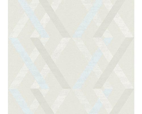 Papier peint intissé 36759-3 Linen Style losanges