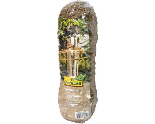 Ficelle de jardin FloraSelf noix de coco Ø0,4mm 25m