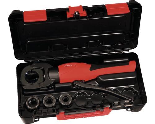 Pince à sertir Viper i26 Virax avec embouts pour pinces à sertir TH 16-20-26mm