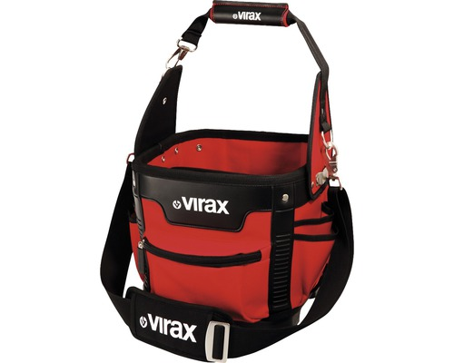 Sac à outils Virax avec porte-outils