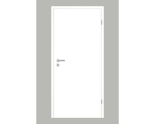 Porte intérieure Pertura Yori CPL Design blanc (semblable à RAL 9003) 86,0x198,5 cm tirant droit