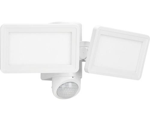 Applique murale LED capteur 9W 900lm blanc