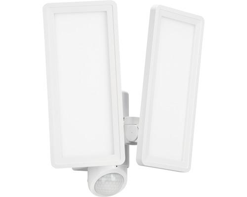 Applique murale LED capteur 12W 1.200lm blanc